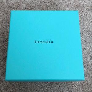 100% Authentic Square Large Tiffany Box